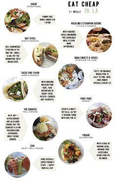 Eat Cheap in LA!