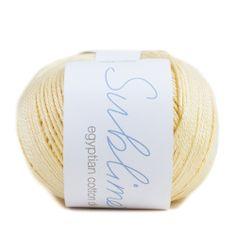 Sublime Egyptian Cotton DK