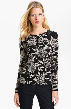 Tory Burch 'Betty' Tee available at #Nordstrom