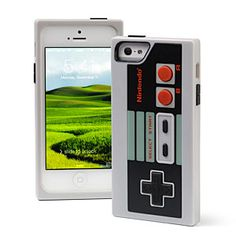 ThinkGeek :: NES Controller Case For iPhone 5