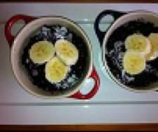 Recipe Black Sticky Rice with Coconut and Banana by Teresa Assi - Consultant VIC - Recipe of category Desserts & sweets