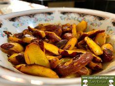 Make Jackfruit Seed Fry Recipe   Crispy & Easy Vegan Dish - Sri Lanka
