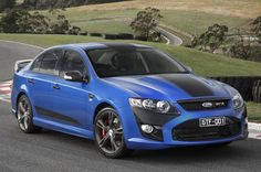 Ford Australia launches Falcon GT F 351, last of its line [w/video] - Autoblog