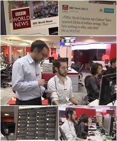 Las claves de la estrategia de redes sociales de la BBC