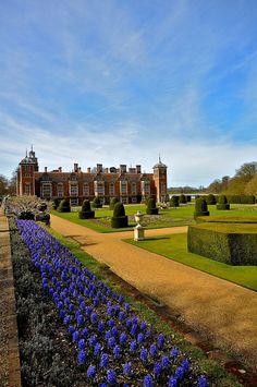 Blickling Hall, Gardens and Park, Norfolk, England