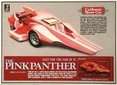 Pink Panther Show Car.