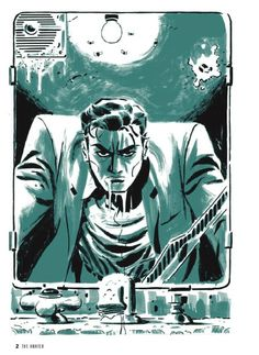A little Noir, anyone? Thank you, Darwyn Cooke and Parker the Hunter!