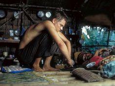 Tailandia mochileros - The Beach - Di Caprio