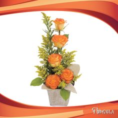 Easy and beautiful ornaments created with fall colors! Go with the season and make your own designs.   Visit: www.florana.ec