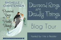 Mommabears Book Blog: {Blog Tour w/ #GIVEAWAY}  Diamond Rings are Deadly...