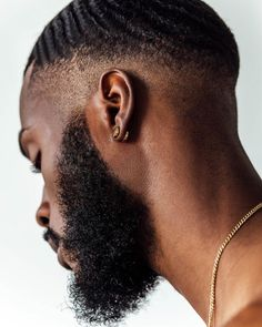 """The anatomy of the black man. Self portrait session. Quick Braided Hairstyles, Black Bob Hairstyles, Black Hairstyles With Weave, Black Men Haircuts, Curly Weave Hairstyles, Cool Haircuts, African Hairstyles, Braids For Black Hair, Black Curly Hair"