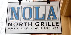 Nola North Grille | Dining at Audubon | Audubon Inn | Mayville, WI