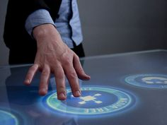 Interactive, Exhibition, Scenography, Struktable – Interactive table-top with multi-touch display, Strukt – Vienna                                                                                                                                                                                 More