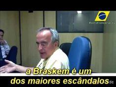"""Nestor Cerveró se impressiona com impunidade da corrupção tucanaPublicado em 16 de out de 2016 Este vídeo é apenas uma amostra de como a justiça brasileira e todo o corpo institucional de investigação (Ministério Público, Polícia Federal etc) ignorou e ignora, com ajuda da velha mídia, os gritantes escândalos de corrupção que envolvem políticos do PSDB.   Só a chamada """"Privataria Tucana"""" (que rendeu um livro documentado) teria sugado a bagatela de R$ 124 bilhões."""