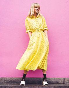News Flash: Scandi Girls Don't Dress the Way You Think via @WhoWhatWearUK