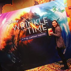 A Wrinkle in Time (#Movie Review)