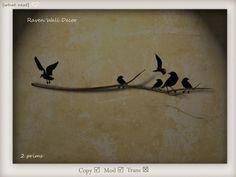 raven decor - Google Search