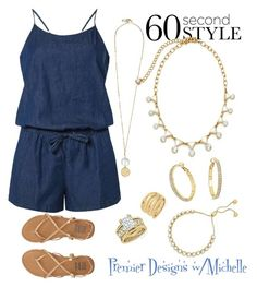 Fashionable in a Hurry w/ Premier Designs Jewelry! by tianoni-1 on Polyvore featuring polyvore fashion style Dorothy Perkins Billabong clothing