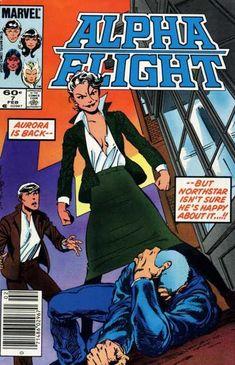 Alpha Flight #7 - John Byrne
