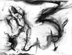 "Saatchi Art Artist Richard Claraval; Drawing, ""Jupiter and Io"" #art"