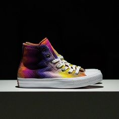 CONVERSE CHUCK TAYLOR MISSONI HI SHOES