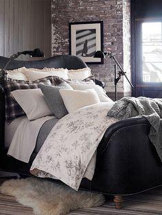 Hoxton Bedding Collection - Ralph Lauren Home Bedding Collections - RalphLauren.com