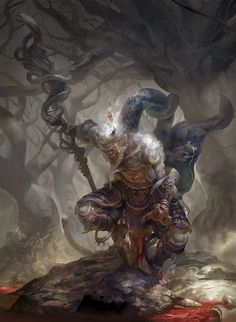 Devil Monkey King by ~MichaelCTY on deviantART