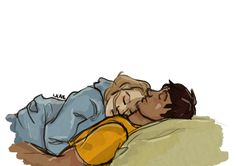 """godsdamthisschist: """" If I lay here If I just lay here Would you lie with me and just forget the world? Percy Jackson Annabeth Chase, Percy Jackson Fan Art, Percy And Annabeth, Percy Jackson Memes, Percy Jackson Fandom, Percy Jackson Drawings, Percy Jackson Wallpaper, Rick Riordan Series, Rick Riordan Books"""
