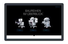 Maschinenfabrik Leonhardt – WEB DESIGN