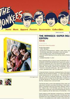 Monkees cd!