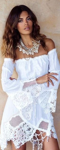 50+ Boho & Gypsy Outfit Ideas For This Summer
