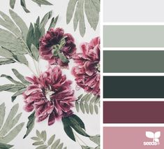 flora hues (design seeds)