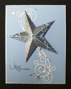 IC417  Christmas Star