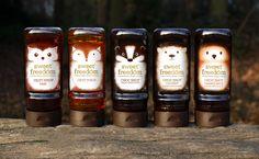Enjoy the Taste of Sweet, Sweet Freedom All Natural Fruit Syrups — The Dieline | Packaging & Branding Design & Innovation News