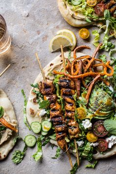 Chicken Shawarma Naa