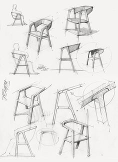 A-CHAIR by Thomas Feichtner