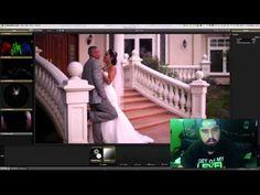 Basic Intro into Color Grading - Wedding Edition - YouTube
