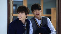 OMONA THEY DIDN'T! Endless charms, endless possibilities ♥ - Preview Pics of Woo Bin and Jong Suk on Running Man & More!!