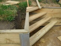 Treated pine, galvanised steal posts retaining wall in Mount Martha   Concrete Services Group