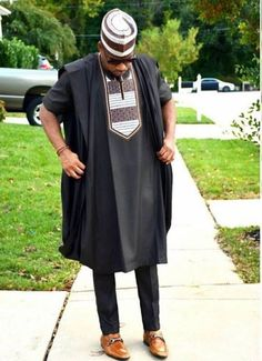 aaf04b29d2f13 15 Best African Men Wedding Outfits images in 2019