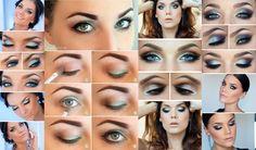 10 idej - turkizni poletni make-up look