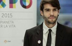 Ricardo Kaká, ex. em campo.