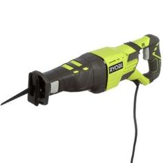 Ryobi presents the 12 Amp Reciprocating Saw, featuring a powerful, heavy-duty motor with die-cast aluminum housing for added durability. Includes: reciprocating saw, woodcutting blade, operator's manual. Freestanding Deck, Variable Speed Motor, Building A Floating Deck, Diy Shed Kits, Ryobi Tools, Diy Chicken Coop Plans, Electric Saw, Cordless Hammer Drill, Patio Design