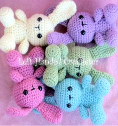 Easy & quick amigurumi bunny - free crochet pattern // Egyszerű amigurumi nyuszi - ingyenes horgolásminta // Mindy - craft tutorial collection // #crafts #DIY #craftTutorial #tutorial