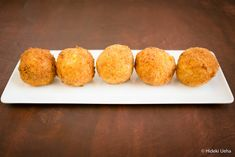 Japan - Kabocha Korokke (pumpkin croquettes) #bento