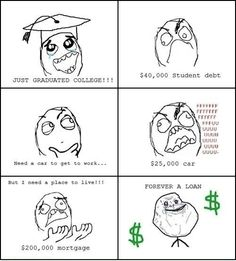 internet memes - Rage Comics: Y U No Buy Used Car? Rage Comics Funny, Meme Comics, Funny Quotes, Funny Memes, Jokes, Rage Faces, Funny One Liners, Student Memes, Student Life