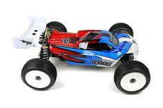 DEX408T 4 Wheel Drive (4WD) Electric 1:8 Scale Radio Control (RC) Car by Team Durango