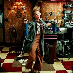 """Her dance to """"Rhythm of the Night"""" is quickly becoming iconic. 