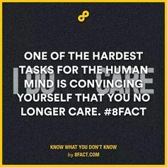 No longer care.
