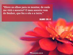 O amor de DEUS: ❀Nosso soccoro❀